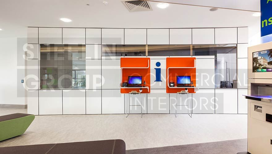 modern library furniture ireland