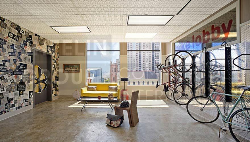 ... Tech Office Space Interior Design ...