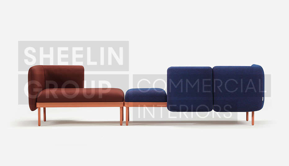 reception seating modular seating sancal mosaico 1