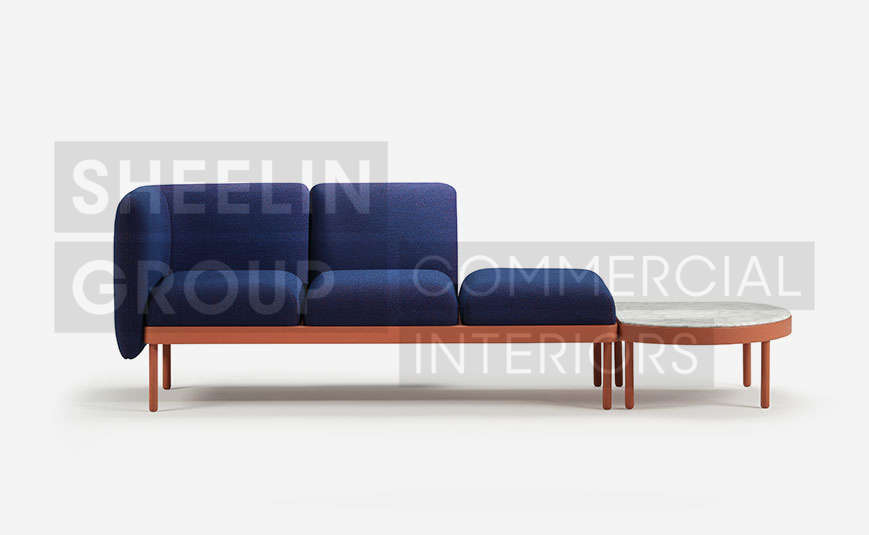 reception seating modular seating sancal mosaico 2