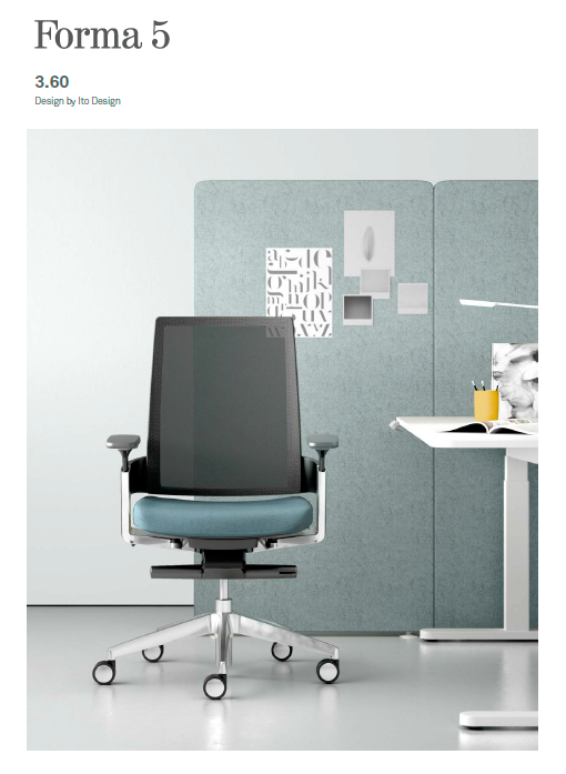 Forma 5 3.60 Office Operator Chair