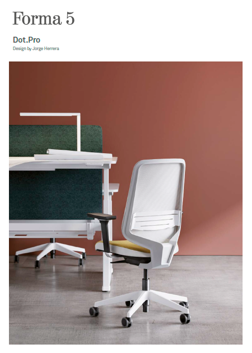 Forma 5 Dot.Pro Office Operator Chair